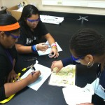 CAMS 7th Grade Class Has Fun With Science