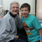 Rankin Students celebrate Grandparents Day!