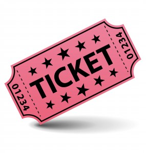 Image result for tickets for sale dance