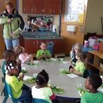 The Learning Community Celebrates St. Patrick's Day