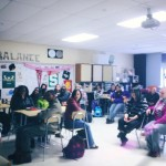 Pictures from EFA Group Open Mic Night and Bully Awareness Week