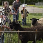 Learning Community Students Celebrate Farm Day
