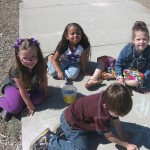 Dillon Kindergarteners have an End of School Picnic!
