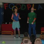 Food Play assembly at Dillon Elementary 2