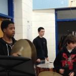 Sat Rehearsal Perc
