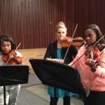Sat Rehearsal Violins