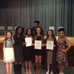 NJHS 2017 w certificate